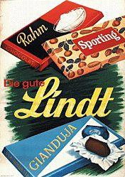 Anonym - Lindt Chocolade