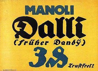 Anonym - Manoli Dalli