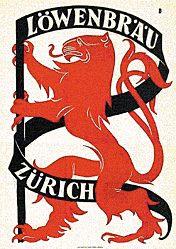Baumberger Otto - Löwenbräu Zürich