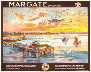 Black Montague Birrel - Margate - Angleterre