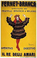 Cappiello Leonetto - Fernet-Branca