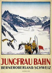 Cardinaux Emil - Jungfrau Bahn