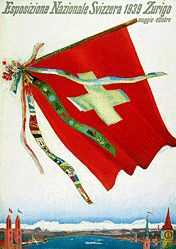 Carigiet Alois - Esposizione Svizzera