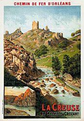 Coulange-Lautrec - La Creuse