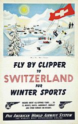 Gerbig Richard - Fly by Clipper to Switzerland
