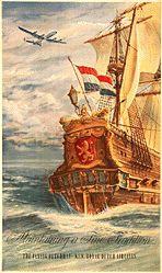 van Heusden Joop  - KLM - The flying dutchmann