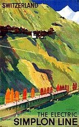 Jegerlehner Hans - Simplon Line