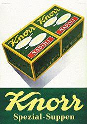 Neukomm Emil Alfred - Knorr Spezial-Suppen