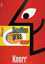 Piatti Celestino - Knorr Bouillon gras