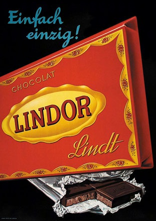 Anonym - Lindt Lindor