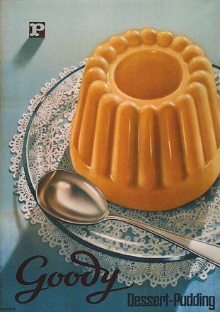 Bütschi Albert - Goody Dessert-Pudding