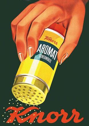Anonym - Knorr Aromat
