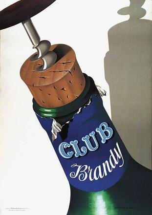Neukomm Emil Alfred - Club Brandy