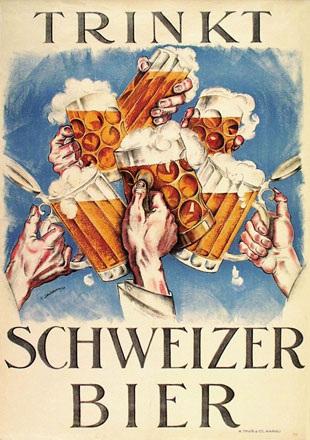 Schoellhorn Hans - Schweizer Bier