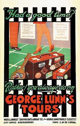 Hellier-Denselow - George Lunn's Tours