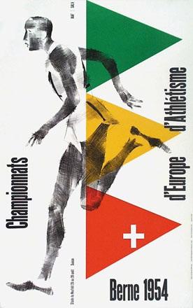 Wirth Kurt - Championnats d'Athlétisme