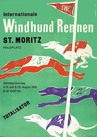 Brunner H. - Windhund Rennen