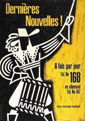 Gessner Robert S. - Dernières Nouvelles