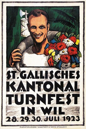Peterli Karl - St. Gallisches Kantonal