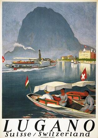 Baumberger Otto - Lugano