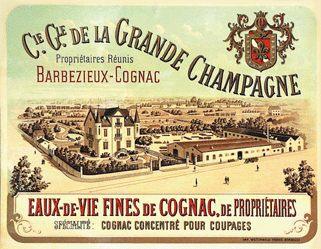 Anonym - Grande Champagne