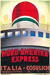 Anonym - Nord-Amerika Express