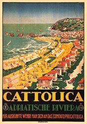 Anonym - Cattolica - Adriatische Riviera