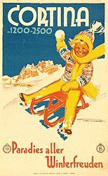Anonym - Cortina - Paradies aller Winterfreuden