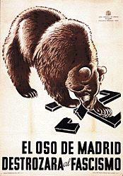 Anonym - El oso de Madrid