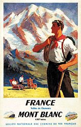 Anonym - SNCF - France-Mont Blanc