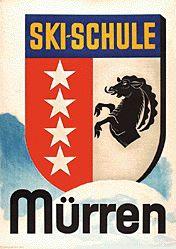 Anonym - Mürren