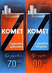 Pilnik W. - Komet Cigarettes