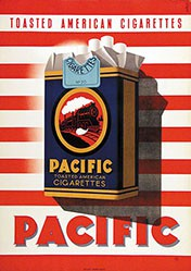 Simon André - Pacific Cigarettes