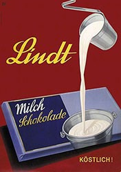 Ebner Emil - Lindt Milch