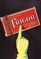 Rutz Viktor - Chocolat Frigor