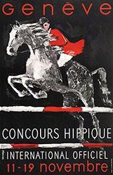 Marini Marino - Concours Hippique Genève