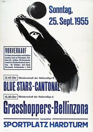 Anonym - Grasshoppers - Bellinzona