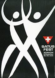 Hablützel Alfred - Satusfest Zürich