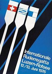 Blättler Hans - Internationale Ruderregatta