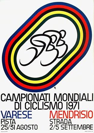 Diggelmann Alex Walter - Championati di Ciclismo