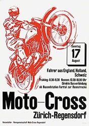 Anonym - Moto-Cross Regensdorf