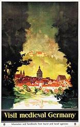Wiertz Jupp - Visit medieval Germany