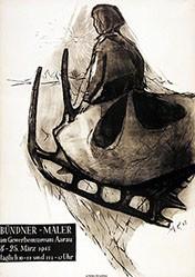 Carigiet Alois - Bündner Maler