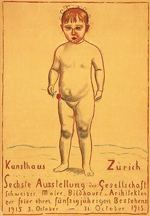 Hodler Ferdinand - Kunsthaus Zürich