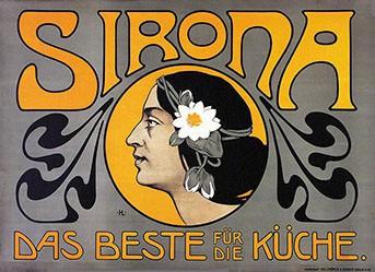 Monogramm HL - Sirona