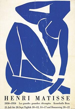 Flückiger Adolf - Henri Matisse