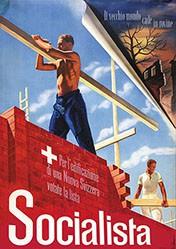 Trapp Willi - Socialista