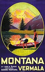 Freundler Maurice - Montana Vermala