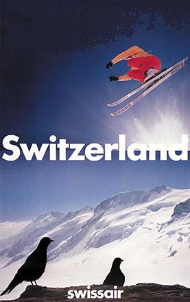 Brühwiler Paul - Swissair - Switzerland