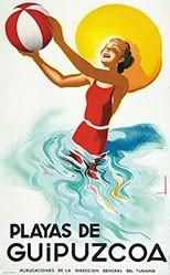 Morell Macias Josep - Playas de Guipuzcoa